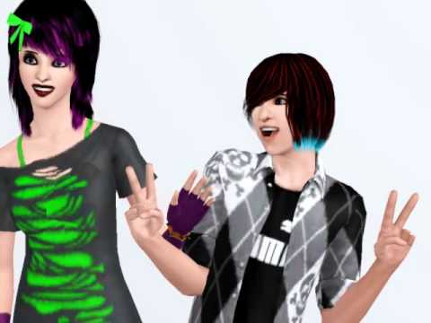 How to Pose your sims on SIms 3