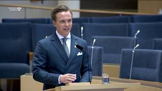Tobias Andersson - utvisa illegala invandrare