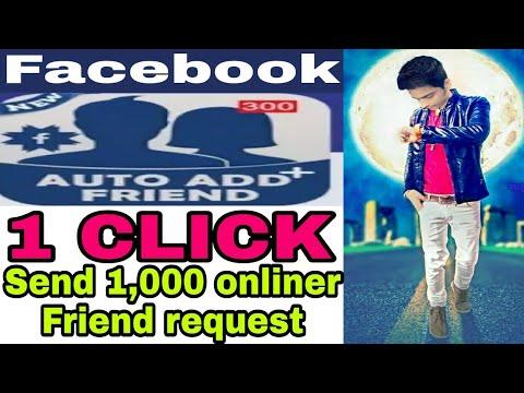 5k friends complete fast within 2 days || Auto add friend Facebook scripts 2018.
