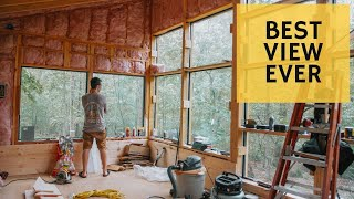Creating the ULTIMATE cabin interior - Cabin Build Ep.41