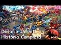 Desafio infinito - História Completa mp3