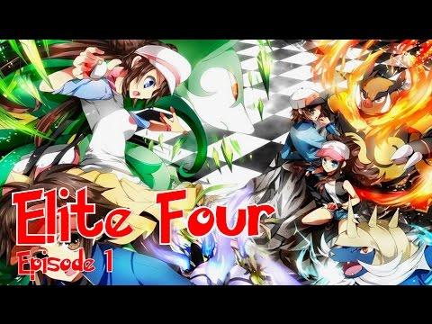 Pokemon White 2 ELITE FOUR CHALLENGE - Episode 1: Bisharp Brutality!