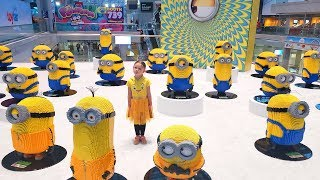 BIG ANNOUNCEMENT at Toy Fair!! and... Madison Hides in Her Color!