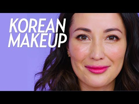 Korean Makeup Look Tutorial with Jen Chae of From Head to Toe! | Beauty with Susan Yara