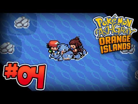 Pokémon Ash Gray Orange Islands - Episode 4: Fit to be Tide (Gym Leader Cissy)
