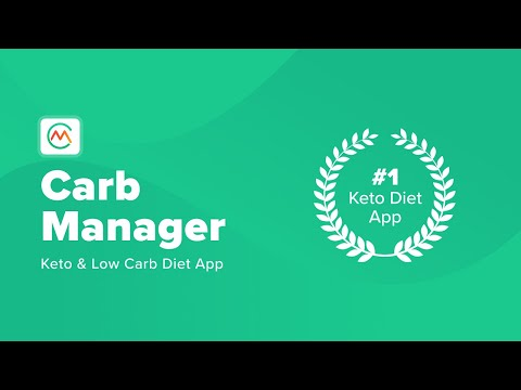 Carb Manager - Low Carb & Keto Diet Tracker
