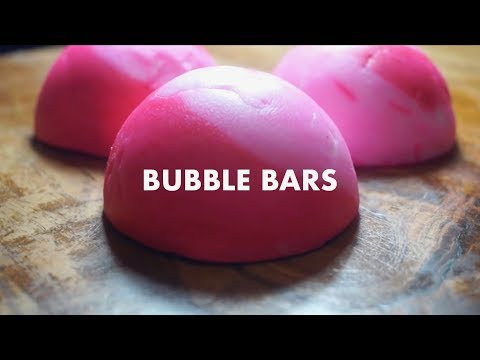 How To Make: Bubble Bars