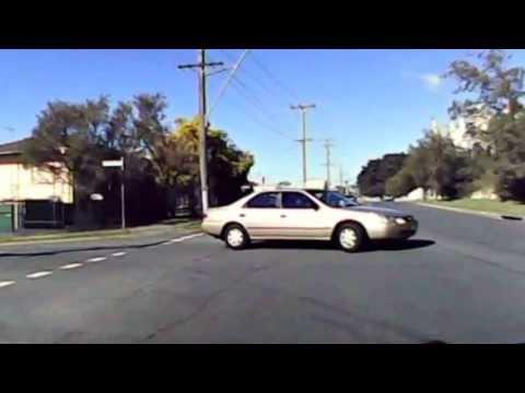 Dashcam - Queensland drivers