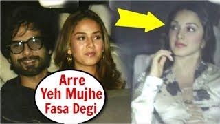 Shahid Kapoor IGNORES Kiara Advani Because Of Wife Mira Rajput At Katy Perry Party