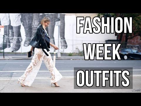 Fall Fridays | New York Fashion Week Outfits!