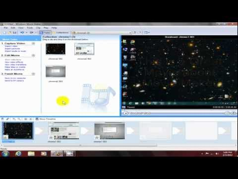 Windows Movie Maker Windows 7 2012 Tutorial Free & Easy