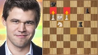 Highest Rated Man vs Highest Rated Woman   Carlsen faces Yifan   Tata Steel 2018. Round 7
