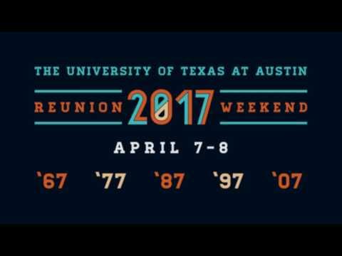 Texas Exes Reunion Weekend 2017