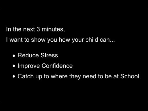 Catch Up At School - Reduce Stress
