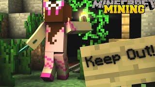 Minecraft: GOING MINING! - HEROBRINE