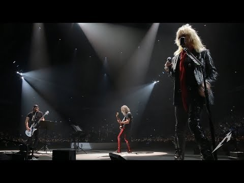 Metallica: Dead, Jail or Rock 'N' Roll (w/ Michael Monroe) (Rob & Kirk Doodle - Finland 2018)