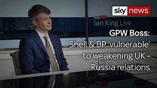 Managing director of GPW warns Shell and BP are