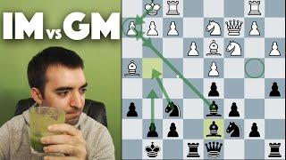 Blitz Chess: Taking on GM Shtembuliak
