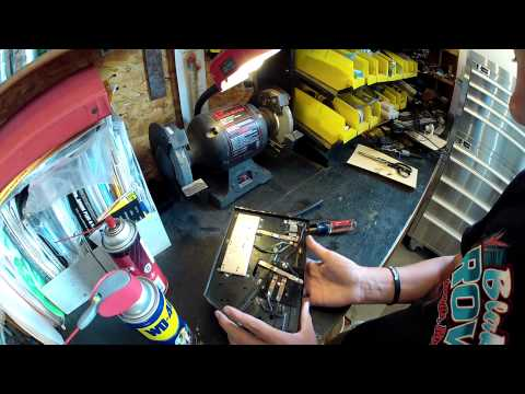 How to clean Lionel 027 track part 2