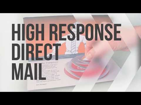 High Response Direct Mail:  5,000 or 50,000,  Jean Kropper,  Paper and Pixel