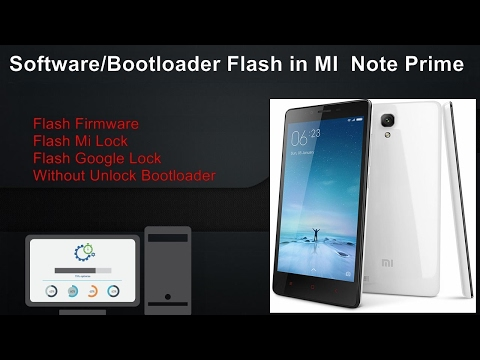 How to upgrade miui 9 software flash in redmi note prime   fastboot & dead mode
