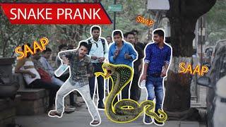 Best Snake Prank   Funny Snake Prank India   Zukazo