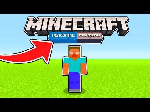 Minecraft :THE HEROBRINE UPDATE! (Ps3/Xbox360/PS4/XboxOne/WiiU)