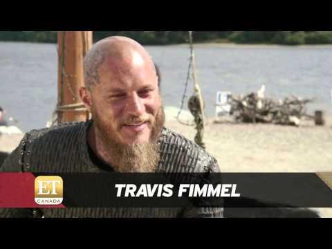 'Vikings' Cast Talk Deaths In Season Four