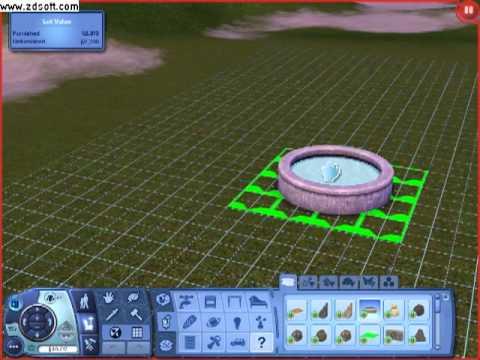 Sims 3 Using The Cheat: BuyDeBug