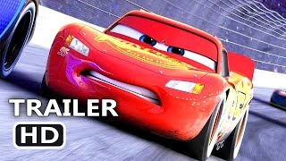CARS 3 Official Trailer # 2 (2017) Animation Movie HD