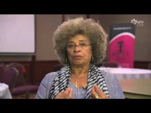 Abolish all prisons? Angela Davis in conversation with Stan Grant