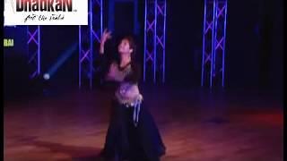man mohini  & belly dance on nisha