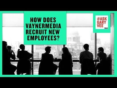 How Does VaynerMedia Recruit New Employees?