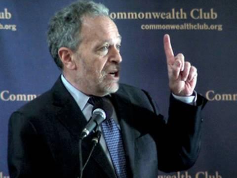 Robert Reich: Expect 10% Unemployment Until 2011