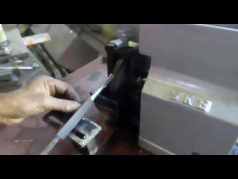 Glass pipe cutting