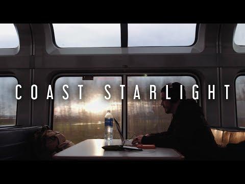 AMTRAK ACROSS AMERICA - Episode 4 (11 Coast Starlight)
