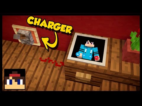 ✔ Minecraft: How To Make A Working Tablet | IPad