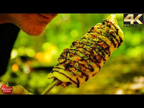 Hashimaki Street Food Made In The Forest