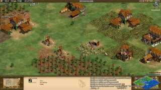 Aoe2 HD: TheViper Vs. Spring (Game 1, Best of 3) (Grand Finals) (9/9/13)