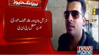 Breaking news: Sharjeel Khan and Khalid Latif suspensed from PSL under Anti Corruption Code
