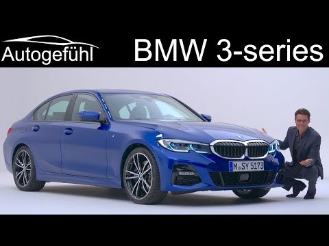 2019 All New Bmw 3 Series G20 Interior Exterior Video Download