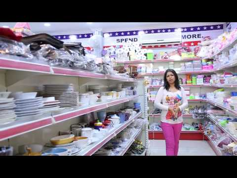 US Dollar store. Kothamangalam. Kerala. India