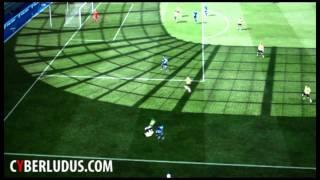 Fifa 12 Gameplay Hd - Gamescom - Dortmund Vs Arsenal Match