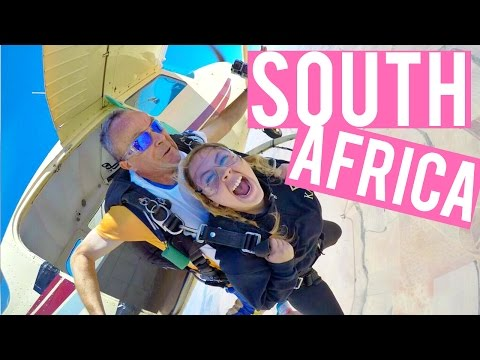 EXTREME SPORTS IN SOUTH AFRICA | Kristee's Life On Deck