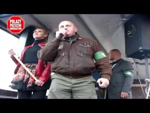 Marian Kowalski 10. 10. 2015 Ogólnopolska manifestacja