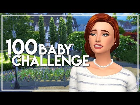 COWPLANT! // The Sims 4: 100 Baby Challenge #28