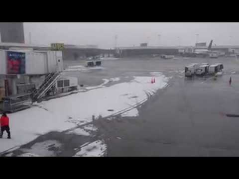 Snowing in salt lake city- Facebook Live