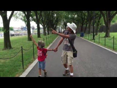 [GW13 Geocaching Adventure] Lincoln Memorial