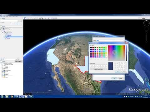 ARCGIS TUTORIAL CONVERT LAYERS TO KML TO USE WITH GOOGLE EARTH