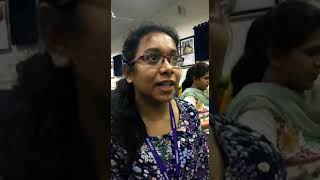 Feedback by Participant Ms. Sonal Pradhan FE Computer Dept about National Conference on Industry 4.0